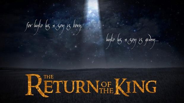 The Return of the King common elvish